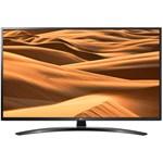 Televizor LED LG Smart TV 55UM7450PLA Seria M7450PLA 139cm negru 4K UHD HDR