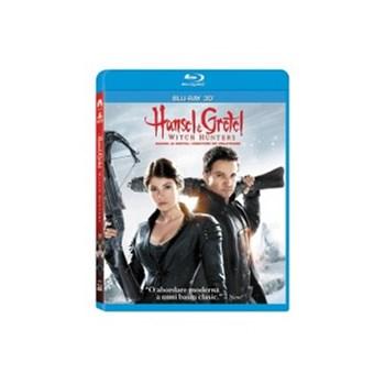 Hansel si Gretel: Vanatorii de vrajitoare (Blu-Ray 3D)