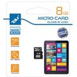 Tellur Card microSD 8GB Clasa 10