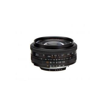 Voigtlander Color Skopar 20mm f/3.5 SL II (Nikon AI-S)