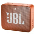 Boxa portabila JBL Go 2, Bluetooth, Waterproof, portocaliu