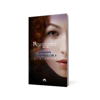 Reuniunea. Jurnalele Vampirilor Vol. 4 - Editie de buzunar