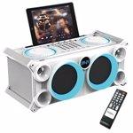 Boxa portabila BOXA PORTABILA 120W CU SUPORT TABLETA BT/FM/USB/SD