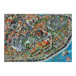 Puzzle Anatolian - Fractal Istanbul, 3.000 piese (ANA.4913)