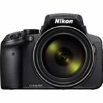 Aparat foto Nikon Coolpix P900 16 Mpx zoom optic 83x WiFi Negru