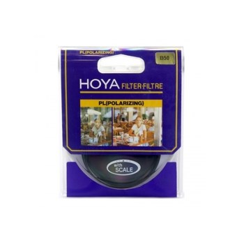 Filtru Hoya Polarizare Liniara 55mm