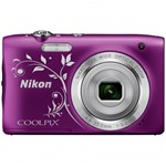 Aparat Foto Digital Nikon CoolPix S2900 Purple Lineart vna834e1