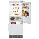 Combina frigorifica incorporabila Liebherr ECBN 5066 379L Premium BioFresh NoFrost clasa A++ Alb