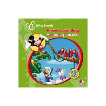 Disney English - Animale si insecte - Animals and Bugs