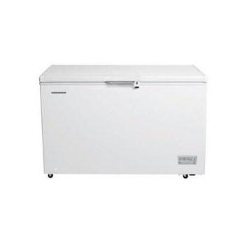 Lada frigorifica Heinner HCF-380NHA+, clasa energetica: A+, control electronic, LED, capacitate bruta: 380 L