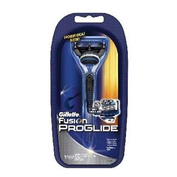 Aparat de ras Gillette Fusion Proglide manual 1 rezerva