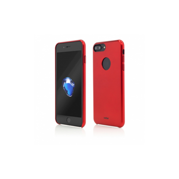 Husa Vetter iPhone 7 Plus Clip-On Slim Magnetic Series Rosu metalic
