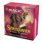 Precomanda: Magic: The Gathering - Strixhaven: School of Mages - Prerelease Kit Witherbloom House