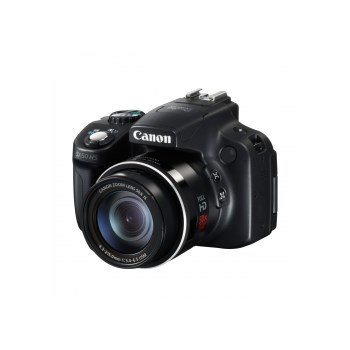 Canon SX50 HS IS negru - 12.1 mpx,  zoom 50x, LCD 2.8""