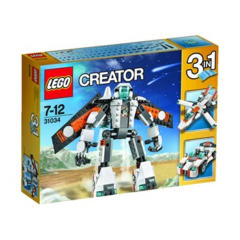 LEGO Creator 3 in 1, Robot zburator