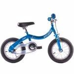 "Bicicleta Pegas Soim EV 12"", 2in1 pentru copii, Albastru Azur"