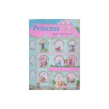 Princess Top - My House (bleu), editura Girasol