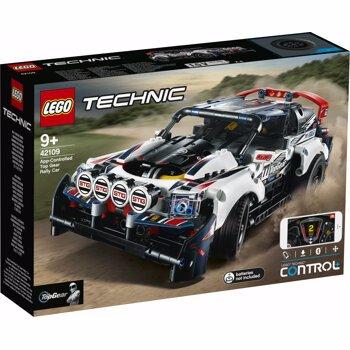 LEGO Technic - Masina de raliuri Top Gear 42109