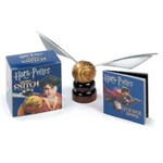 Harry Potter Golden Snitch Sticker Kit (Harry Potter miniaturi Running Press)