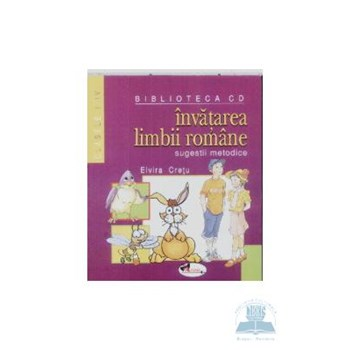 Invatarea limbii romane cls. I-IV - Elvira Cretu
