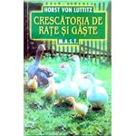 Crescatoria de rate si gaste - Horst Von Luttitz, editura Mast