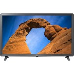 Televizor LG LED Smart TV 32 LK610BPLB 80cm HD Ready Black