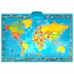 Harta interactiva a lumii Momki cu animale