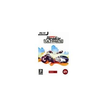 Joc PC EA Burnout Paradise the Ultimate BOX