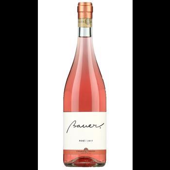Vin rose - Crama Bauer, Negru de Dragasani, sec 2018