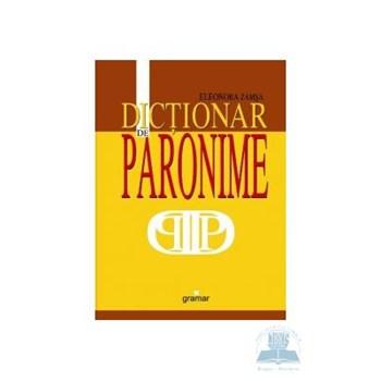 Dictionar de paronime - Eleonora Zamsa