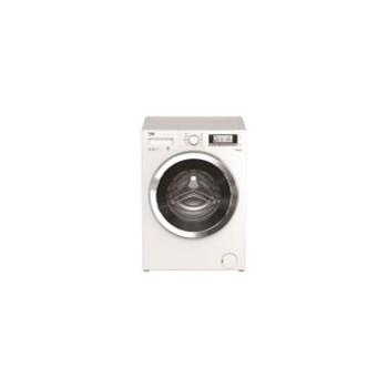 Masina de spalat rufe Beko WMY91443LB1, 9 KG, 1400 RPM, ProSmart Inverter, Clasa A+++, Display LCD, Alb
