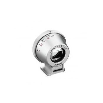 Vizor 90mm Voigtlander (argintiu)