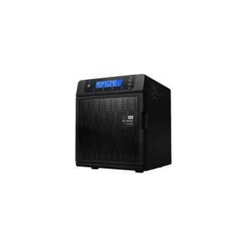 Western Digital Small Office Storage Server Sentinel DX4000, 4TB, Gigabit Ethernet, USB 3.0