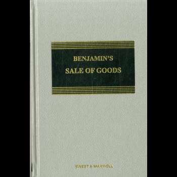 Benjamin's Sale of Goods