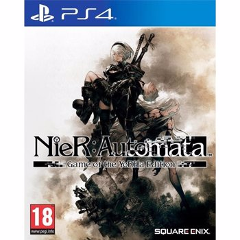 Joc PS4 Nier: Automata Game of the Yorha Edition