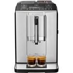 Bosch Automat de cafea espresso VeroCup 300 TIS30321RW, 1.4 l, 15 bar, argintiu