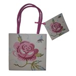 Punga mica pentru cadouri - Rose and bee - Emma Bridgewater