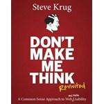 Don't Make Me Think, Revisited: A Common Sense Approach to Web Usability (Recomandări cărți Ecommerce - Școala de vară GPeC 2019)