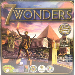 Joc Asmodee - 7 Wonders, editia II
