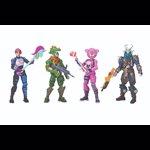 Figurine / Set de joaca Fortnite Squad Mode 4 figurine