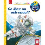 Ce face un astronaut?(2-4 ani)