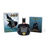 Batman: Talking Bust and Illustrated Book (Cadouri DC Comics)