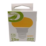 Bec LED Pouce 3.5W E14 25W, lumina calda P45