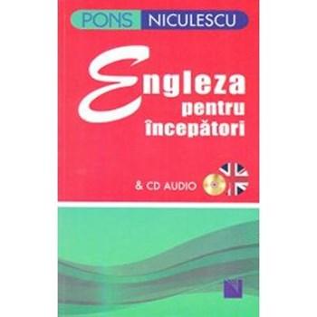 ENGLEZA PENTRU INCEPATORI CU CD REEDITARE