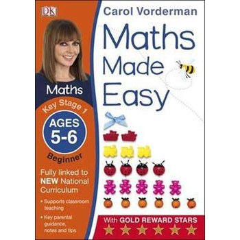Maths Made Easy, Ages 5-6 Key Stage 1 Beginner