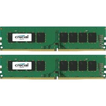 Crucial 2x8GB 2400MHz DDR4 CL17 Unbuffered DIMM