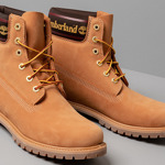 Timberland 6in Premium WP Boot L/F- W Wheat