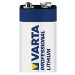 Baterie litiu Varta, 9V