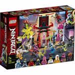 LEGO Ninjago: Piata jucatorului 71708, 7 ani+, 218 piese