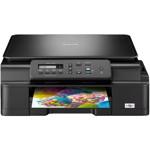Multifunctional InkJet Brother Ink benefit DCPJ105YJ1, Wireless, A4